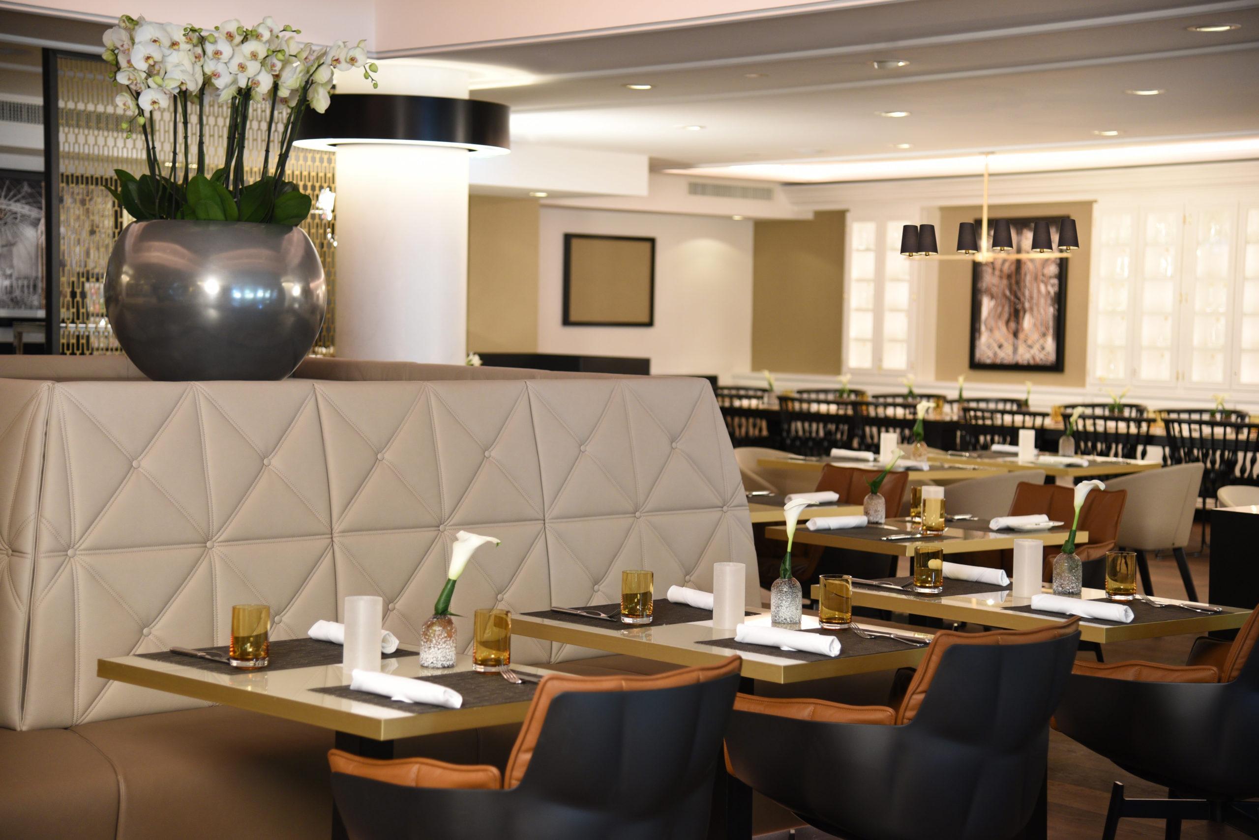 Steigenberger Hotel Bad Homburg Restaurant