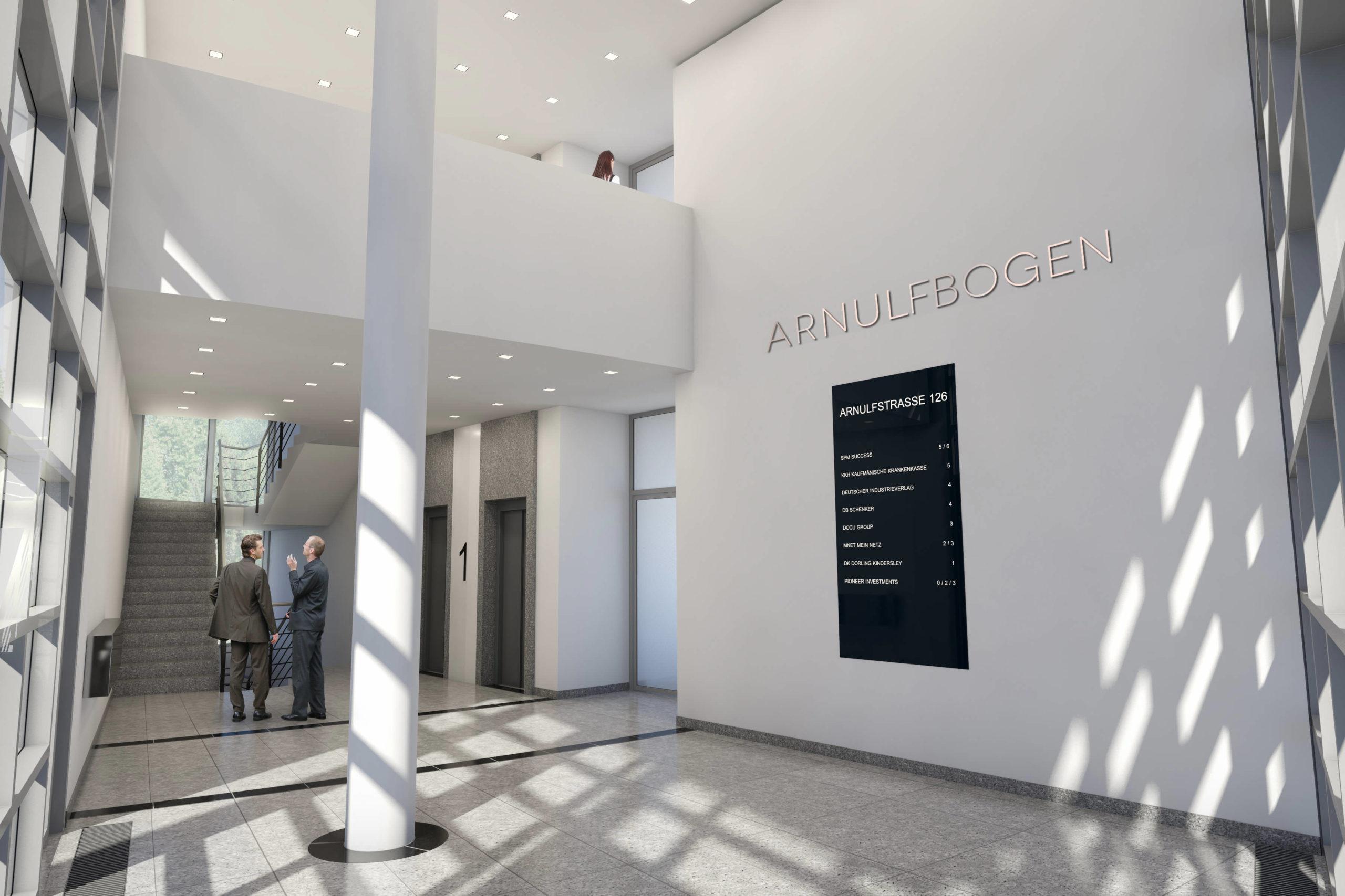 Arnulfbogen, München