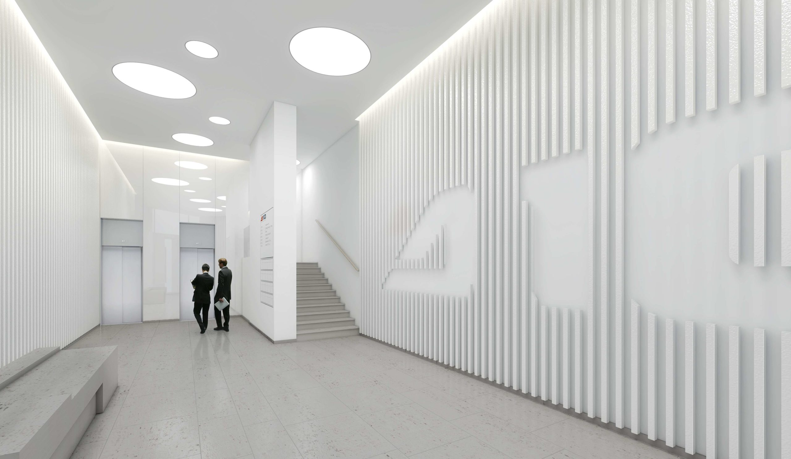 Domkontor, Hamburg