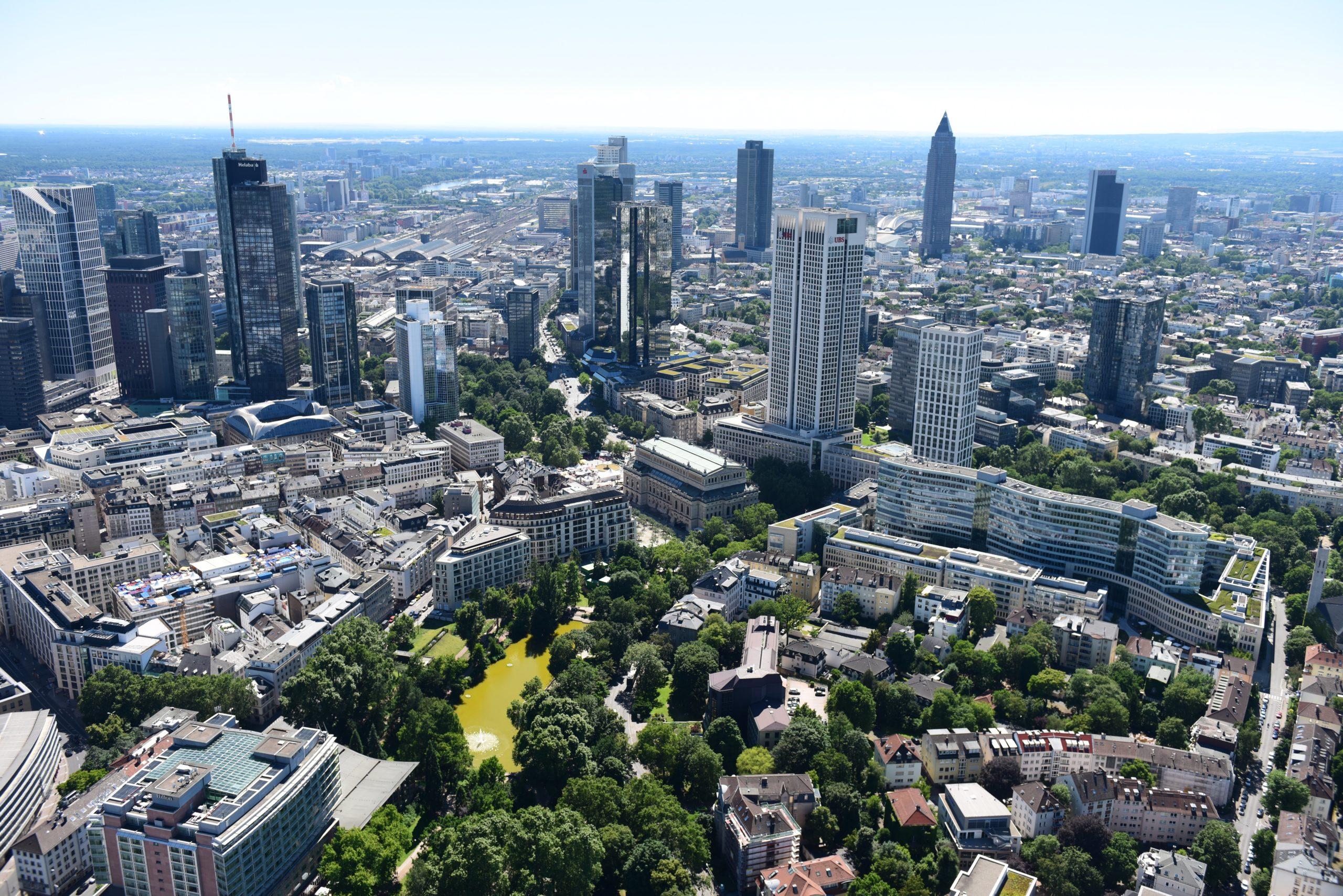 Mozartplatz Frankfurt
