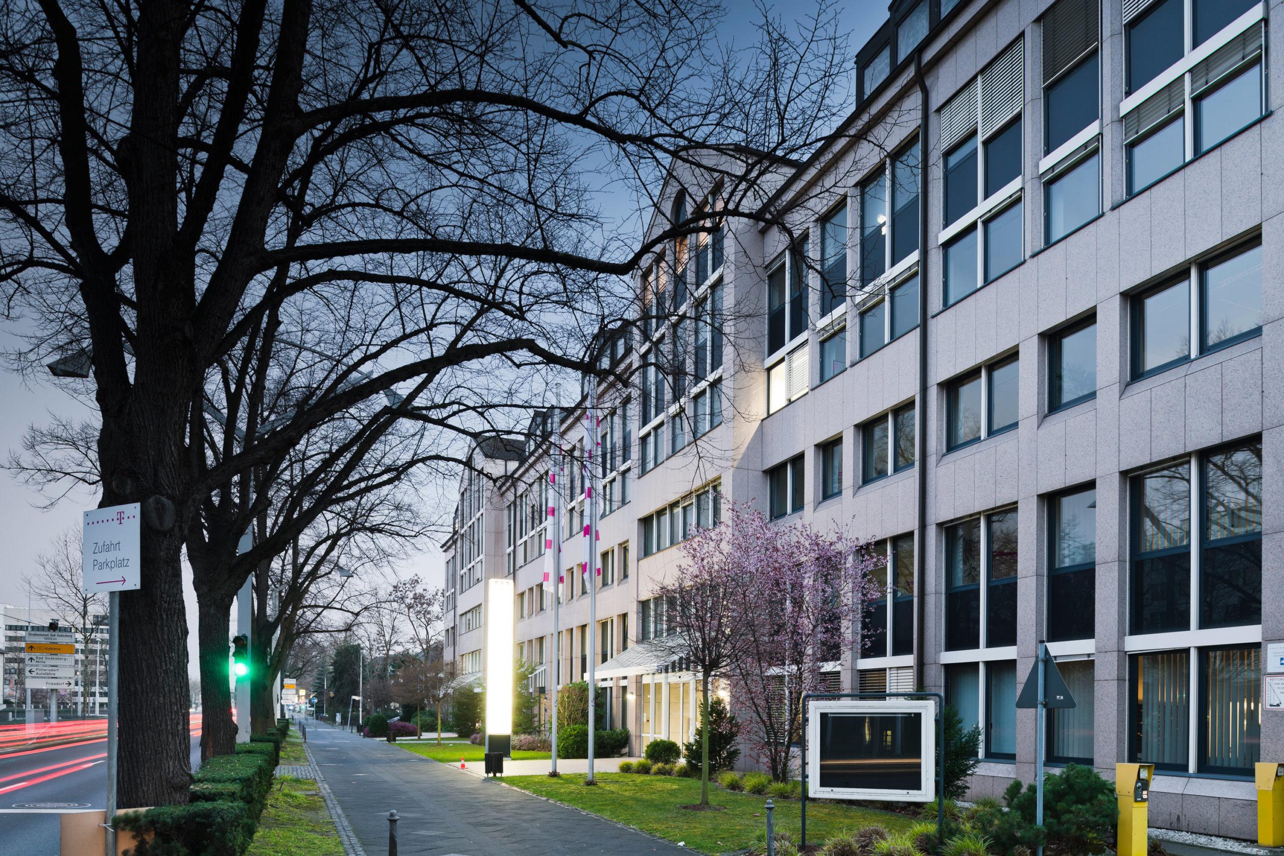 Godesberger Allee, Bonn