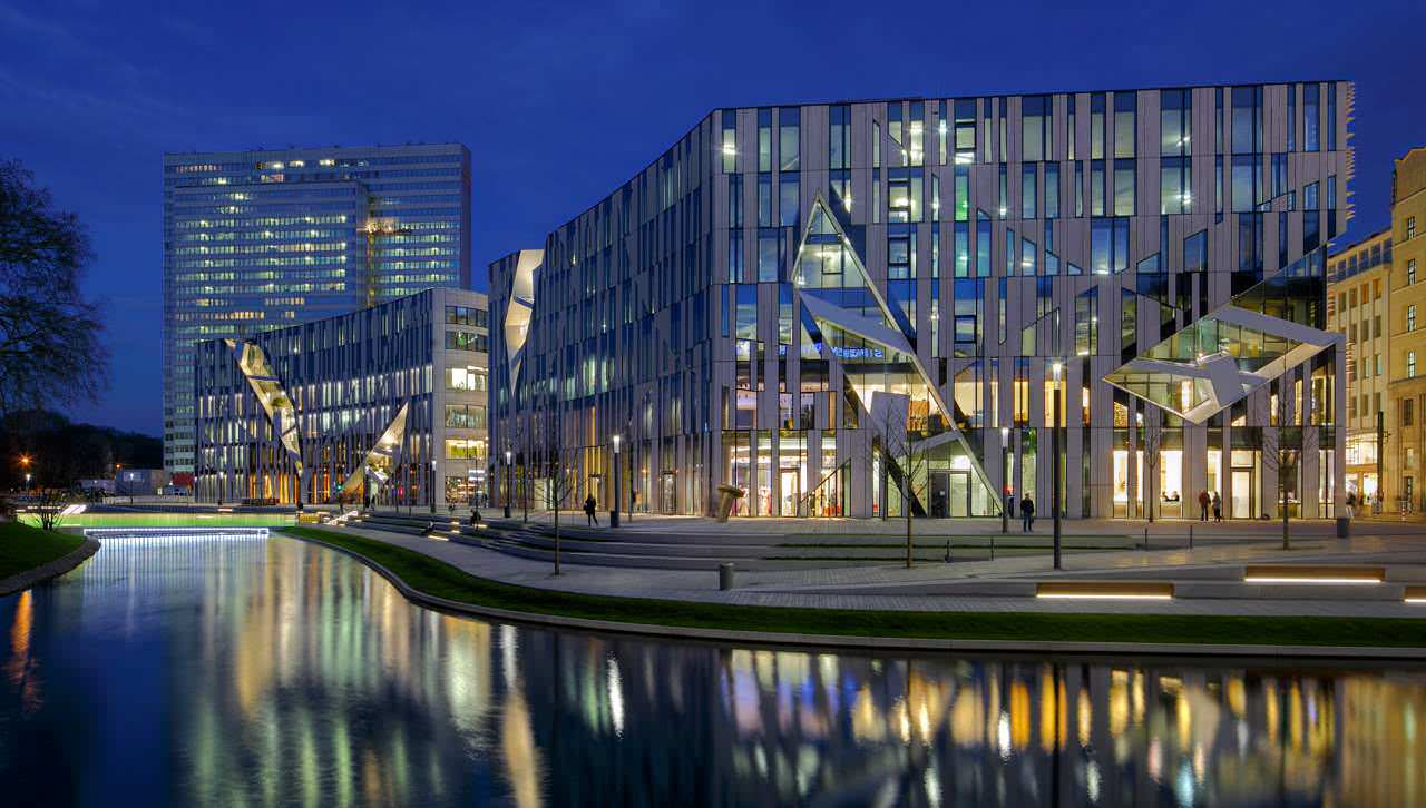 Kö-Bogen, Düsseldorf