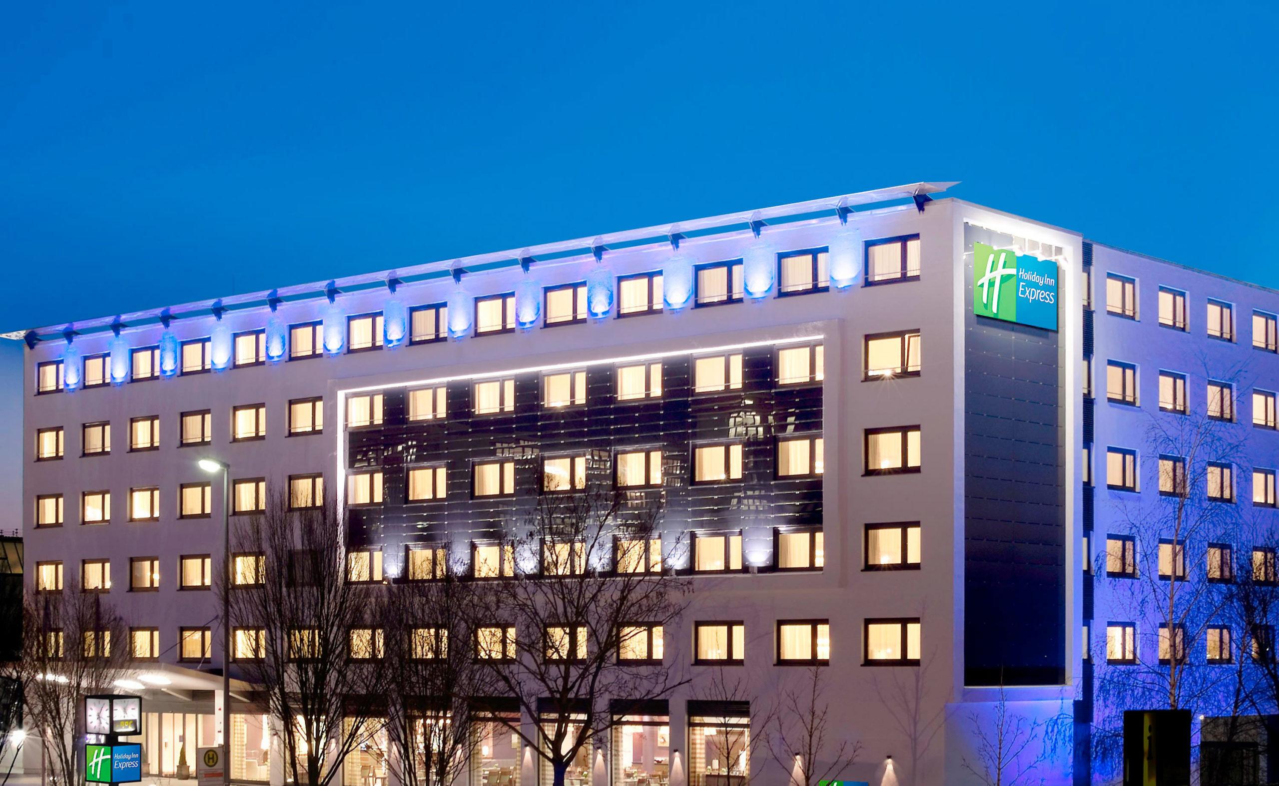 Holiday Inn Express Airport, Stuttgart