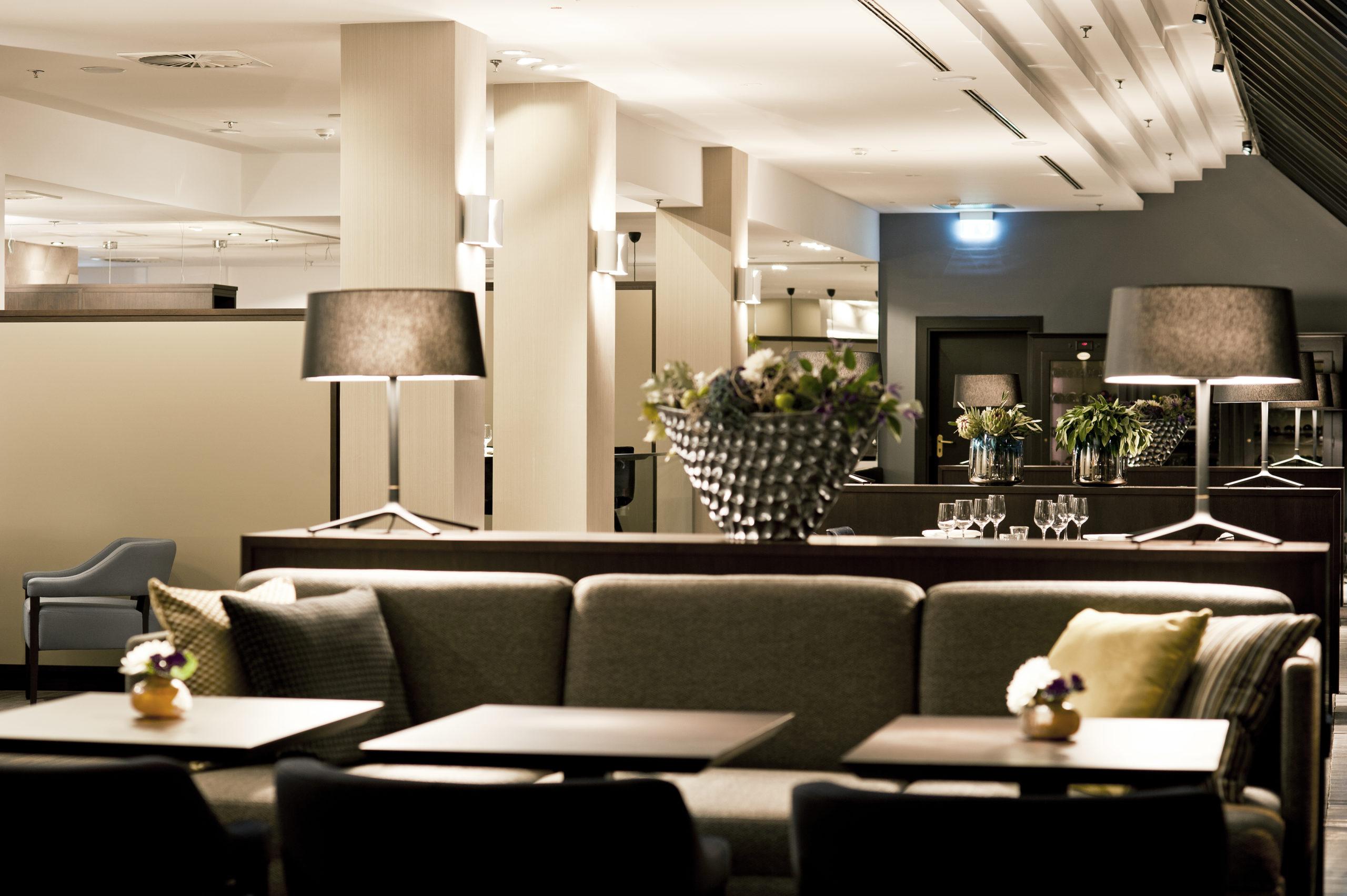 Le Méridien Parkhotel, Frankfurt