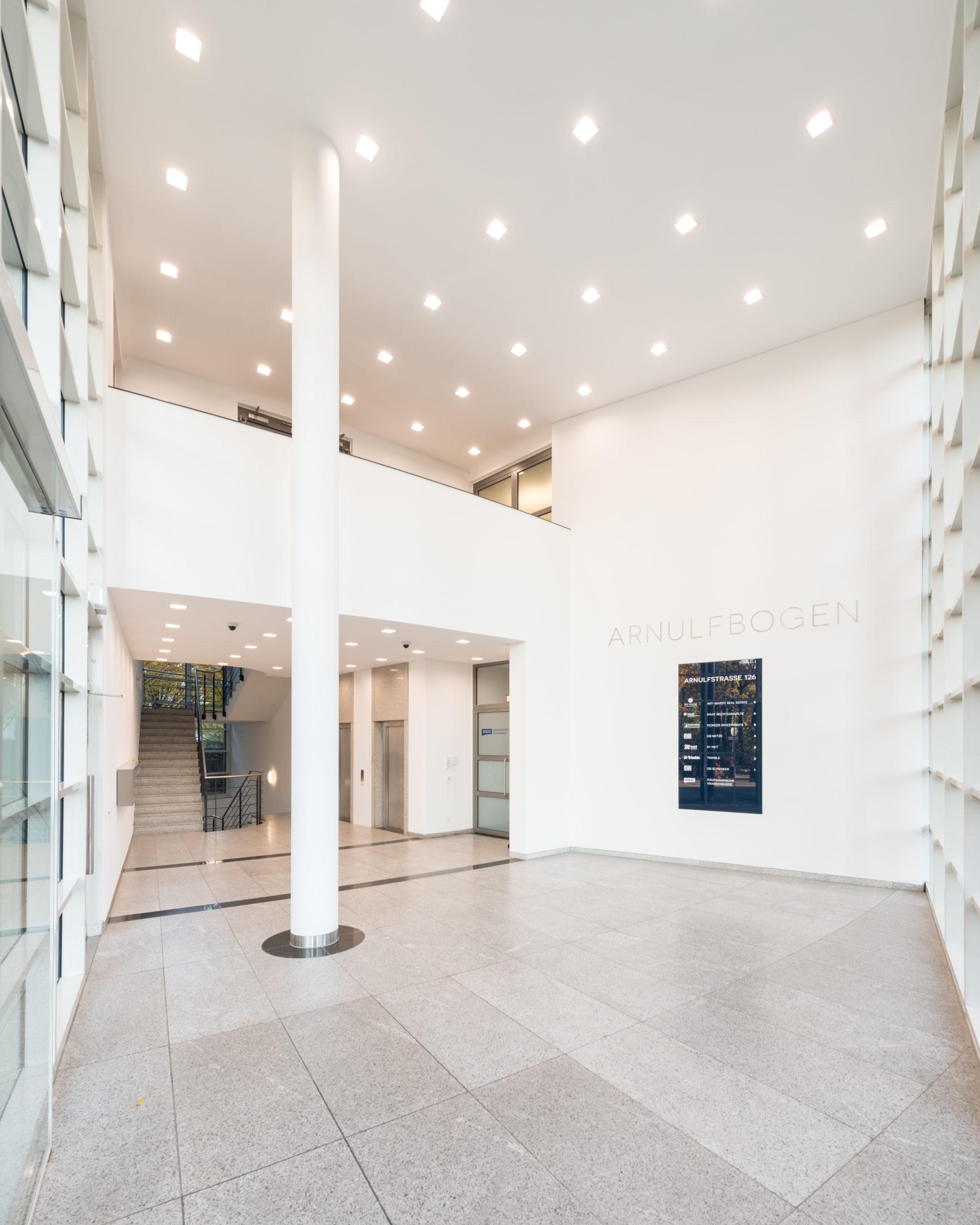 Arnulfbogen Galerie München