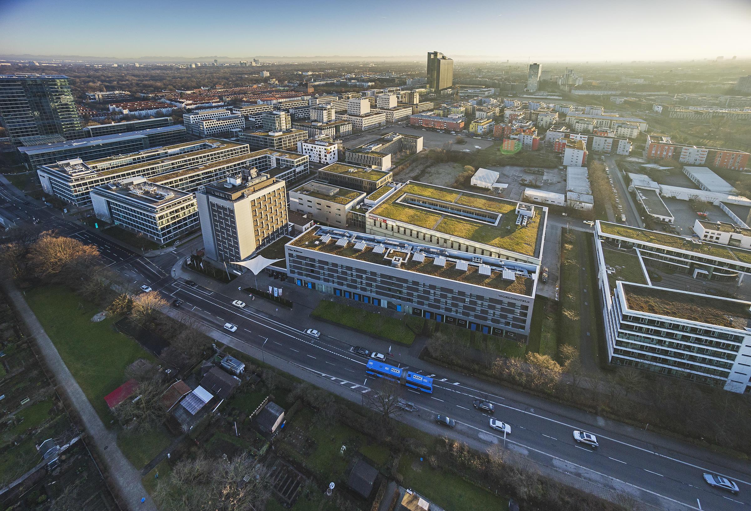 Parkstadt Center München