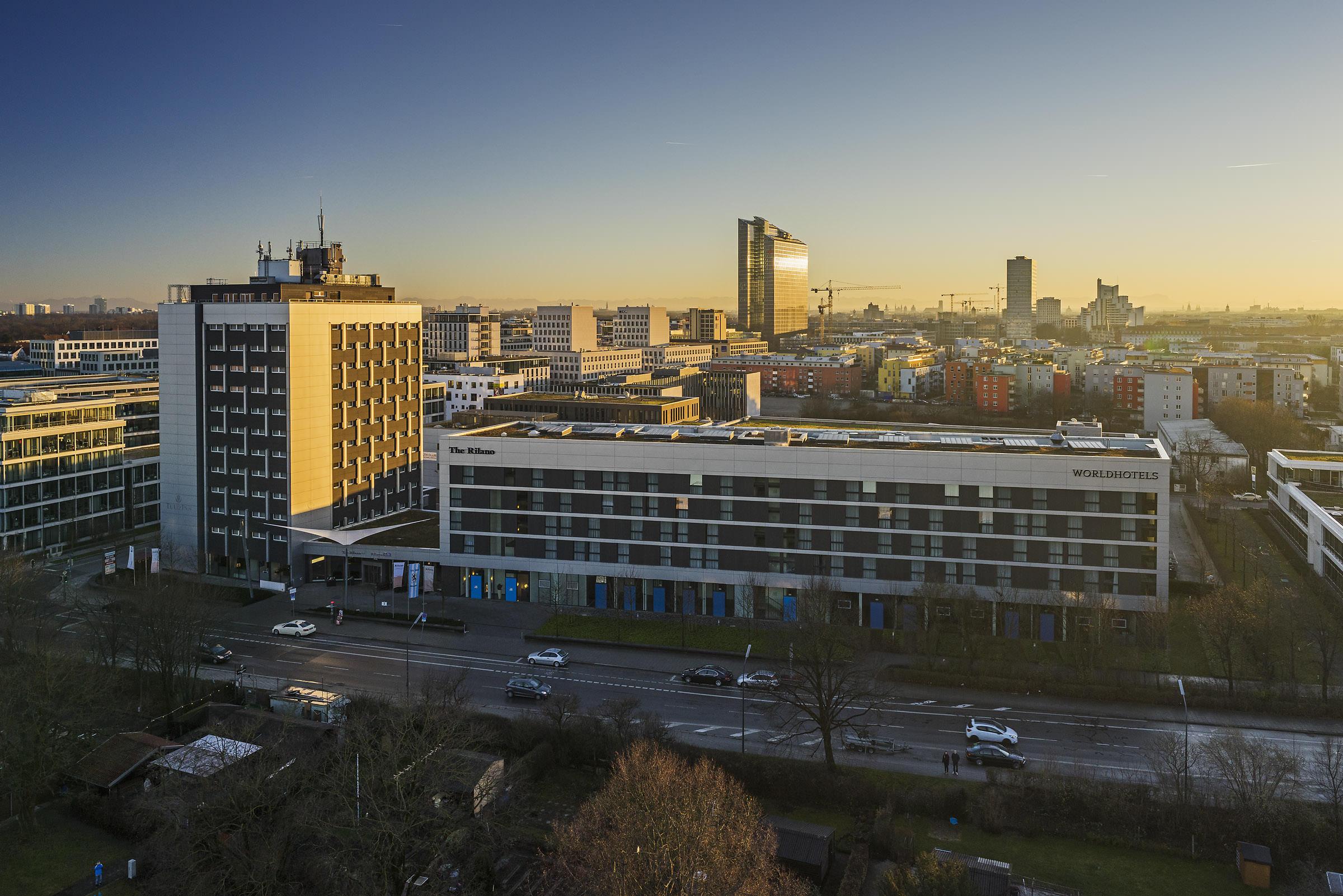 Parkstadt Hotel München