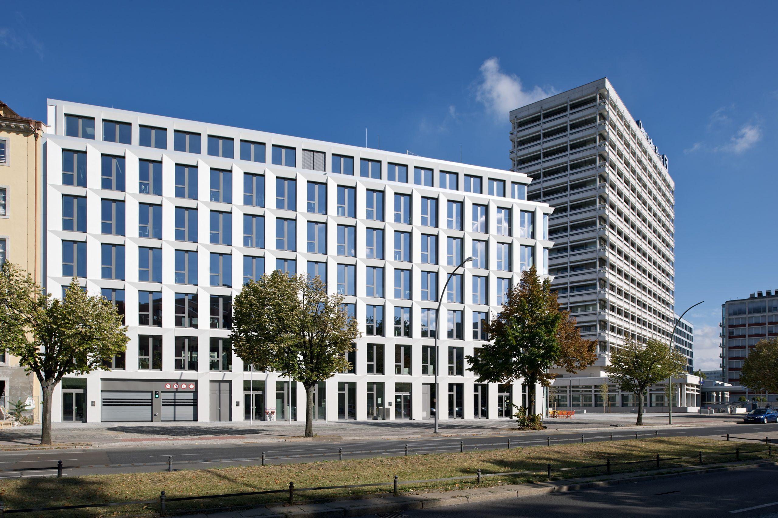 Art Invest Real Estate   Deutsche Bank Campus Neubau