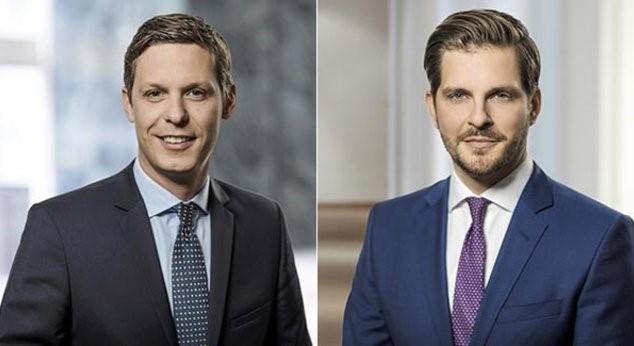 Art-Invest Real Estate: Tobias Wilhelm und Mark Leiter leiten die Niederlassungen in München und Wien